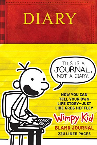 9781419728884: Diary of a Wimpy Kid Blank Journal