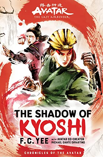 9781419735059: The Shadow of Kyoshi