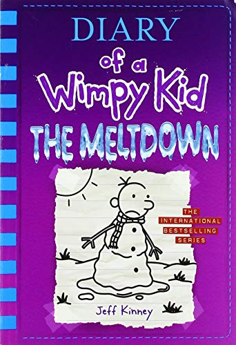 9781419739248: Diary Of A Wimpy Kid 13. The Meltdown