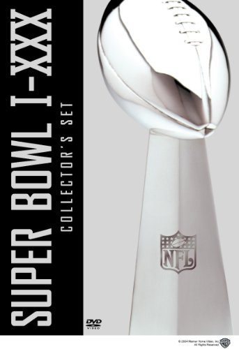 9781419801945: NFL Super Bowl Collection: Super Bowls I-XXX [DVD] [Region 1] [US Import] [NTSC]