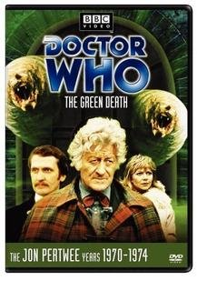 9781419802621: Doctor Who: The Green Death (Story 69)