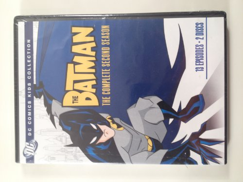 9781419805790: The Batman: The Complete Second Season