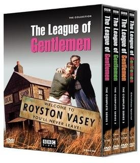 9781419807329: The League of Gentlemen: Collection
