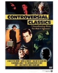 9781419809378: Controversial Classics Collection (Advise and Consent / The Americanization of Emily / Bad Day at Black Rock / Blackboard Jungle / A Face in the Crowd / Fury / I Am a Fugitive from a Chain Gang)
