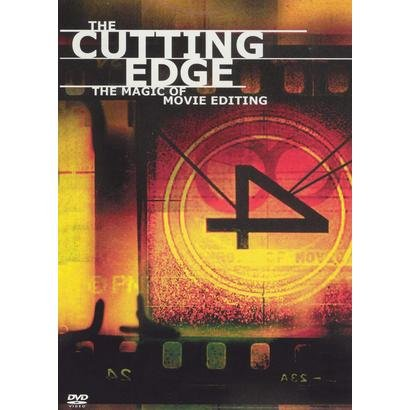 9781419813504: The Cutting Edge: The Magic of Movie Editing [USA] [DVD]