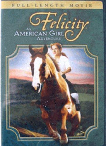 9781419815683: Felicity: An American Girl Adventure -DVD