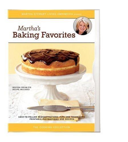 9781419816284: Martha's Baking Favorites