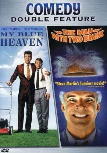 9781419816642: My Blue Heaven / The Man with 2 Brains