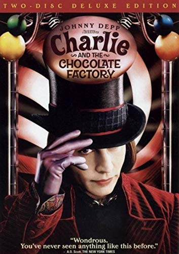 9781419819377: Charlie and the Chocolate Factory (Two-Disc Deluxe Edition)