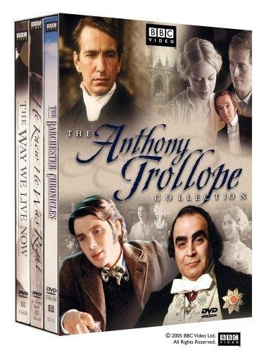 9781419823152: Anthony Trollope Collection [Reino Unido] [DVD]