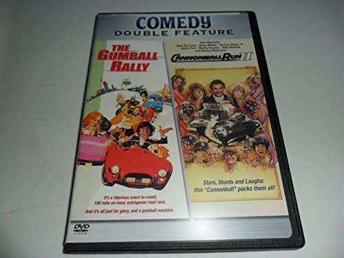 9781419828461: The Gumball Rally/Cannonball Run II
