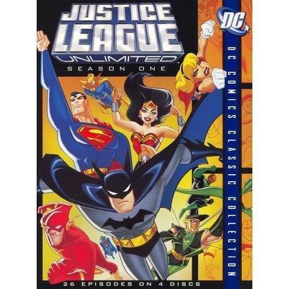 9781419834271: Justice League Unlimited: Season 1