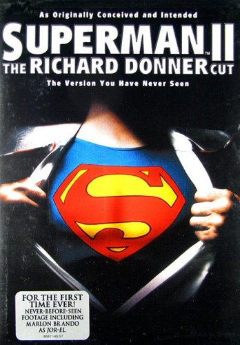 Superman Ii: the Donner Cut Dvd