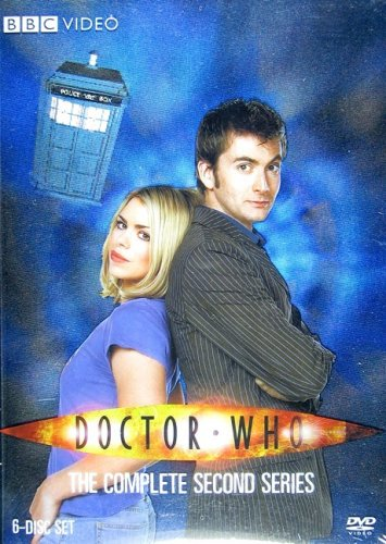 9781419845345: Doctor Who: The Complete Second Series