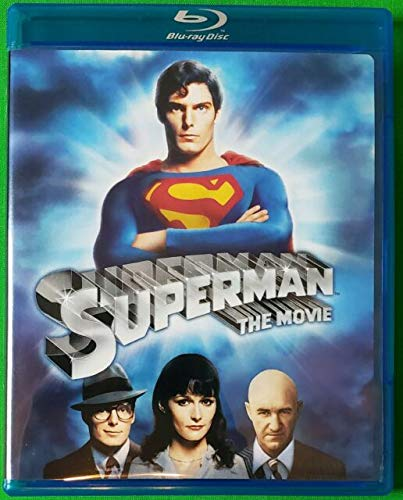 9781419847301: Superman, The Movie [Blu-ray] [1977]