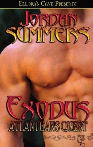 Exodus (Atlantean's Quest, Book 2): Jordan Summers