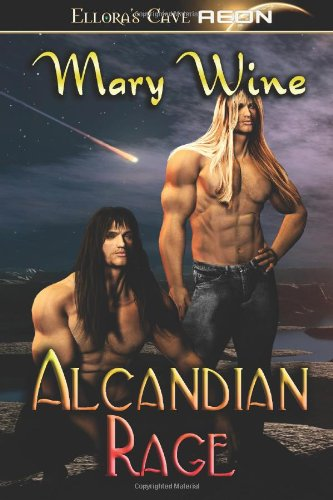 Alcandians: Alcandian Rage (Book 2): Wine, Mary