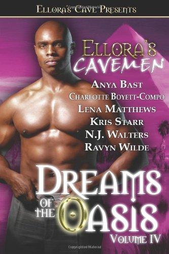 9781419954573: Ellora's Cavemen: Dreams of the Oasis Volume 4