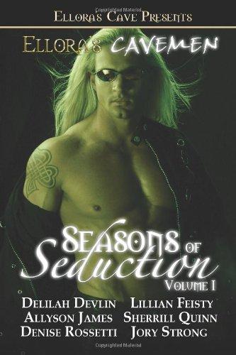 9781419956232: Ellora's Cavemen: Seasons of Seduction I