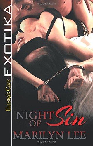 9781419963346: Night of Sin: Ellora's Cave (Ellora's Cave. Exotica)
