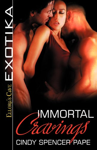 9781419965500: Immortal Cravings: Ellora's Cave