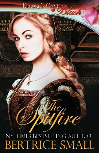 9781419966071: The Spitfire (Ellora's Cave. Blush)