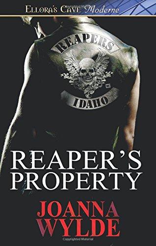 9781419970290: Reaper's Property (Ellora's Cave Moderne)