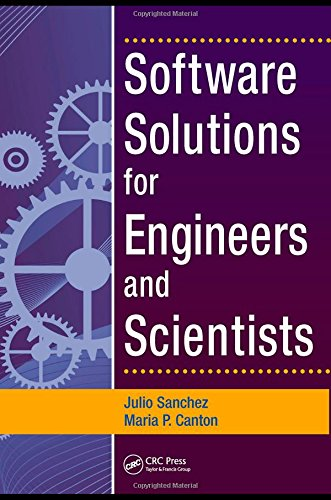 9781420043020: Software Solutions for Engineers and Scientists