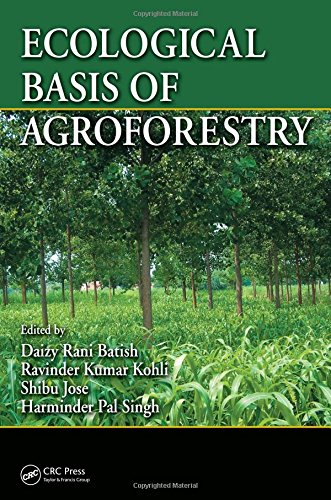 9781420043273: Ecological Basis of Agroforestry