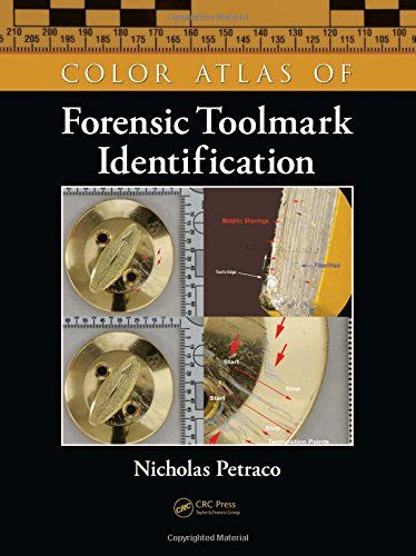 9781420043921: Color Atlas of Forensic Toolmark Identification