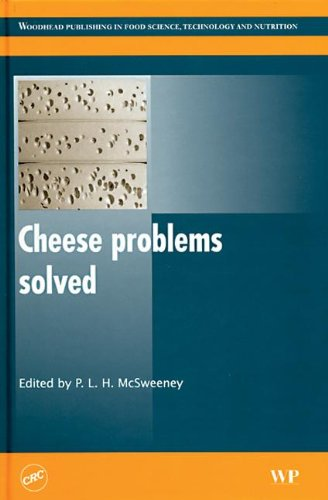 9781420043945: Cheese Problems Solved (Woodhead Publishing in Food Science, Technology and Nutrition)