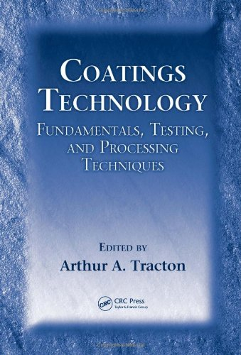 9781420044065: Coatings Technology: Fundamentals, Testing, and Processing Techniques