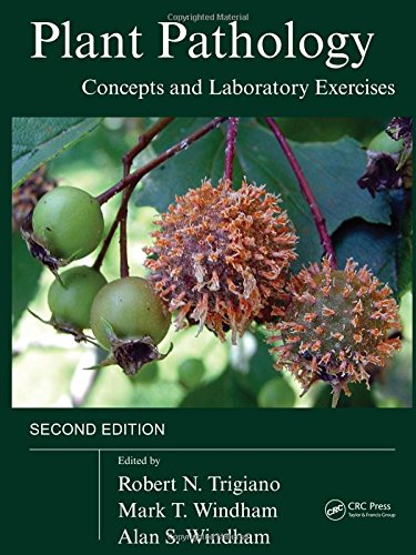 9781420046694: Plant Pathology Concepts and Laboratory Exercises, Second Edition