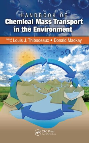 Handbook Of Chemical Mass Transport In The: Thibodeaux Louis J.