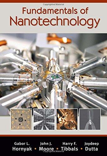 Fundamentals of Nanotechnology: Hornyak, Gabor L.;