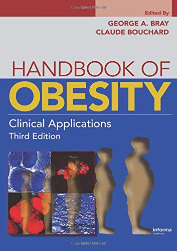 9781420051445: Handbook of Obesity: Clinical Applications, Third Edition