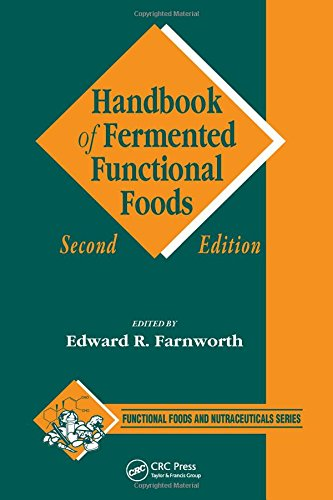 9781420053265: Handbook of Fermented Functional Foods, Second Edition (Functional Foods and Nutraceuticals)