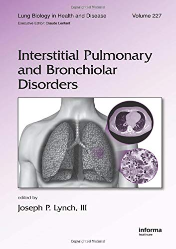 9781420053425: Interstitial Pulmonary and Bronchiolar Disorders (Lung Biology in Health and Disease)