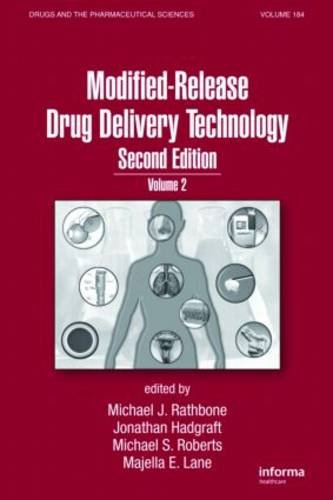 9781420053555: Modified-Release Drug Delivery Technology, Second Edition (Drugs and the Pharmaceutical Sciences) (Volume 2)