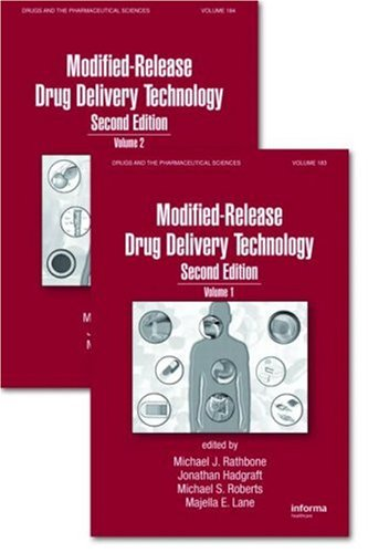 Modified-Release Drug Delivery Technology,2/E, 2Vols.Set(Hb): Adeyeye,Agalloco J.,Ahvenainen R,Bamforth