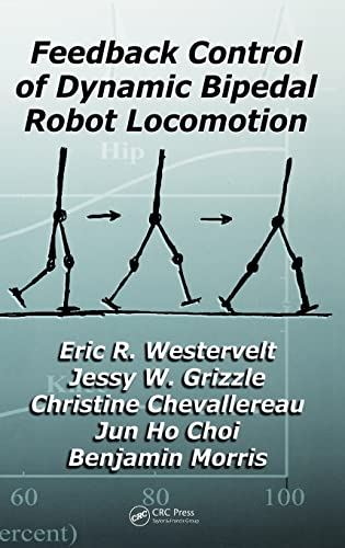 9781420053722: Feedback Control of Dynamic Bipedal Robot Locomotion (Automation and Control Engineering)