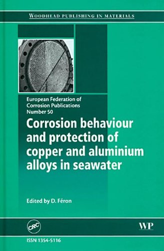 9781420054095: Corrosion Behaviour and Protection of Copper and Aluminum Alloys in Seawater (EFC 50) (European Federation of Corrosion Publications)
