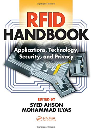 9781420054996: RFID Handbook: Applications, Technology, Security, and Privacy
