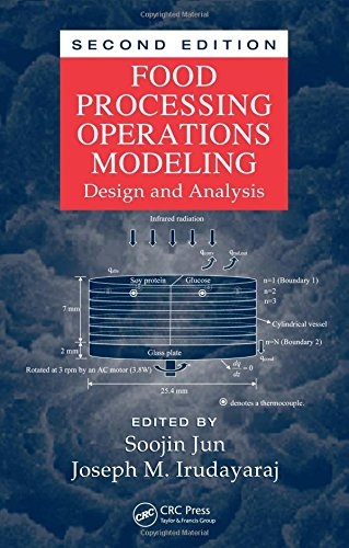Food Processing Operations Modeling: Design and Analysis (Hardback): Joseph M. Irudayaraj, Soojin ...