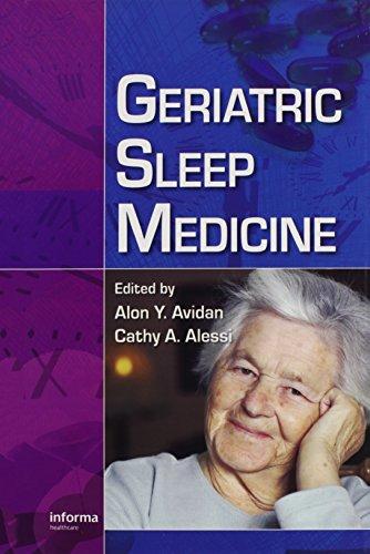 9781420058680: Geriatric Sleep Medicine (Sleep Disorders)