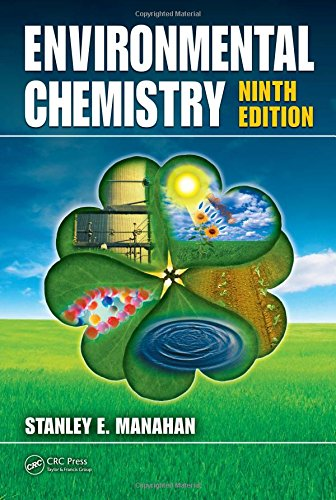 9781420059205: Environmental Chemistry, Ninth Edition