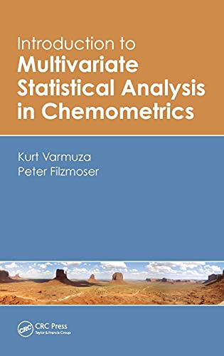 9781420059472: Introduction to Multivariate Statistical Analysis in Chemometrics