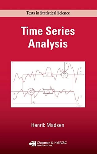 9781420059670: Time Series Analysis (Chapman & Hall/CRC Texts in Statistical Science)