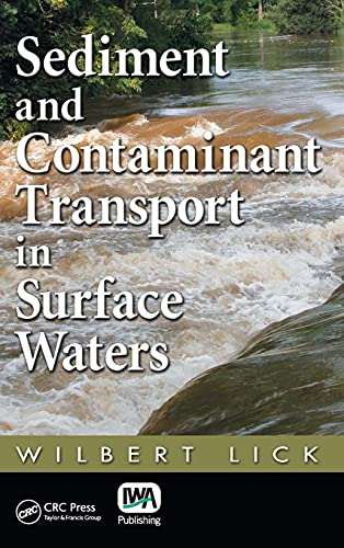 9781420059878: Sediment and Contaminant Transport in Surface Waters