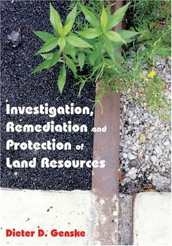Investigation, Remediation and Protection of Land Resources: Abraham Farrah